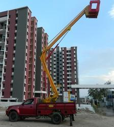 Hydraulic Access Platform