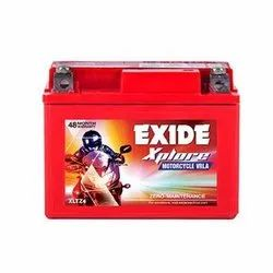 EXIDE BIKE BATTERIES