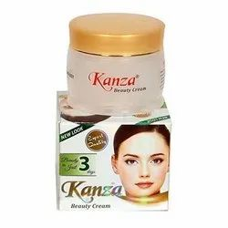 Herbal Kanza Beauty Skin Cream, Packaging Size: 50 G, for Personal