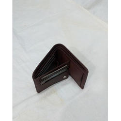 Brown Flip Wallet