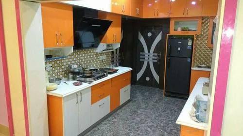 kutchina modular kitchen price at rs 75000number