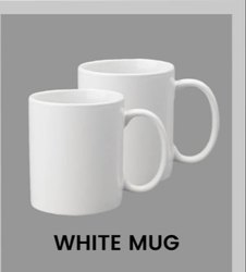 Ceramic Sublimation Rim Mug, For Office, Home Etc, Capacity: 400 ml