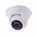 White CCTV Camera