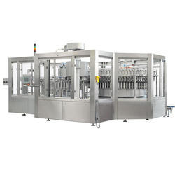 Soda Filling and Screw Capping Machine