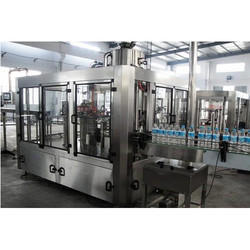 Packaged Drinking Water Machine