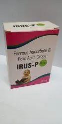 Ferrous Ascorbete & Folic Acid Drops