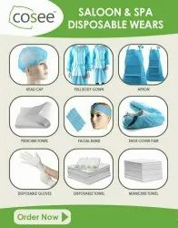 Salon Disposable Products, For Professional, Large