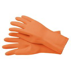 Surf Flock Lined Rubber Hand Gloves