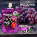 Grape Juice Packaging Pouch