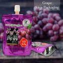 Grape Juice Packaging Pouch