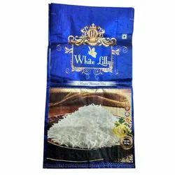 Printed Rice Packaging Bag