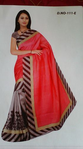 Bhagalpuri Cotton Saree (SS2)