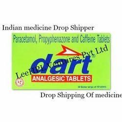 Dart Paracetamol Tablet