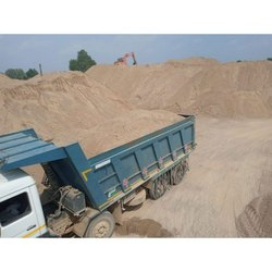 River Sand, For Construction, Packaging Size: 1 Ton
