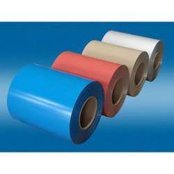 Bhushan Color Coated Coil