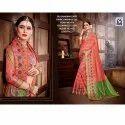 Rachna Banarasi Silk Sambhavi Catalog Saree Set For Woman