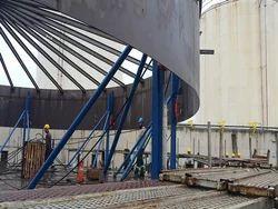Hydraulic Jacks For Tank Lifting, Jack Up System Manufacturers, India, Hydraulic Tank Jacks,