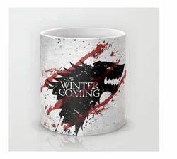Stark Clan Game Of Thrones Coffee Mug