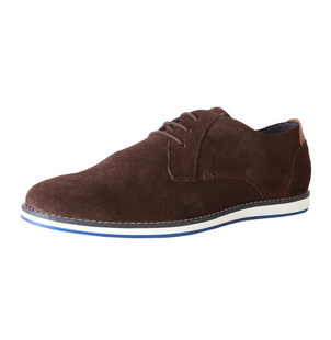 formal van heusen brown casual shoes size 6 7 8 9 10 rs