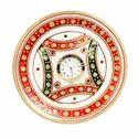 Marble Round Watch