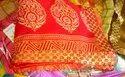 Fancy Printed Weightless Saree