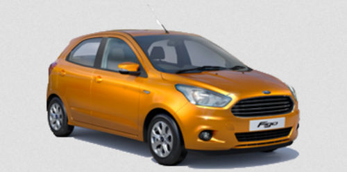 Ford Next Gen Figo 1 2P Ambiente MT Car