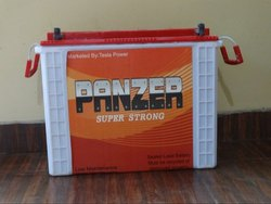 Panzer Automotive Battery, Battery Type: Acid Lead Battery, Capacity: 200-250 Ah