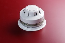 GST Make Optical Smoke Detector