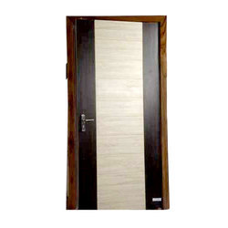 Spliceply Wooden Hinged Laminated Door, For Residential