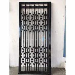 Lift Collapsible Door