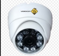Wallcams Videocon CCTV Dome