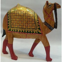 Wooden Handicraft Camel