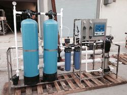 Industrial RO Plant 1000 LPH