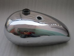 New Triumph T140 Chrome Gas Fuel Petrol Tank