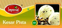 Imperial Kesar Pista Ice Cream, Packaging Type: Box
