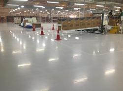 Epoxy Flooring Services For FMCG Industry