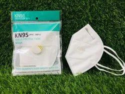 Respiratory N95 White Mask