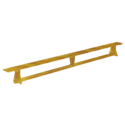 Wooden Gymnastic Bench