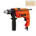 Black & Decker Hd555 Variable Speed Hammer Drill, 550 W