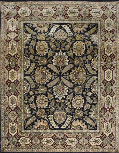 Woolen Rectangular Carpet