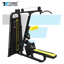 Lat Pull down & Seated Rowing Gym Machine