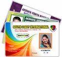 Acrylic ID Card