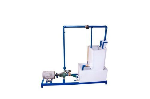 centrifugal pump test rig at rs 40000 piece centrifugal pump test rh indiamart com Centrifugal Pump Parts Centrifugal Water Pumps