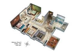 3D Floor Plans Service