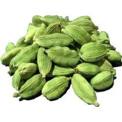 Bold Green Cardamom, Packaging Size: 10 Kg, Cardamom Size Available: 8 mm