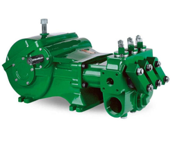 High Pressure Triplex Reciprocating Pump