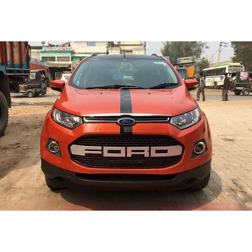 Ford Ecosport Grill Old