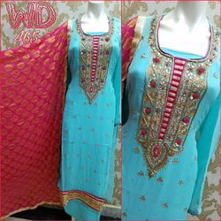 Georgette Party Wear Suits