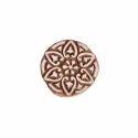 Wooden Flower Bunch Stamp