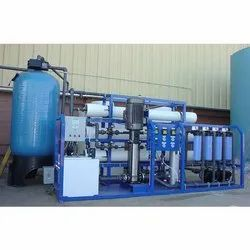 Fully Automatic 1000 Liter Reverse Osmosis Plant